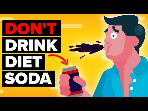 Why You Should STOP Drinking Diet Soda Right Now!