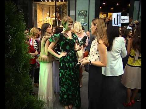 Art De Vivre. Репортаж с открытия бутика Valentino в Киеве