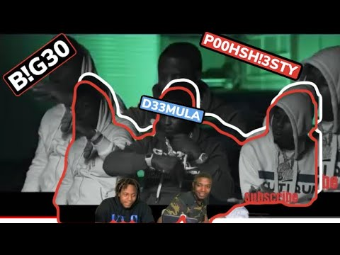 Big30 ft. DeeMula & Pooh Shiesty – Neighborhood Heroes (Official Video Reaction