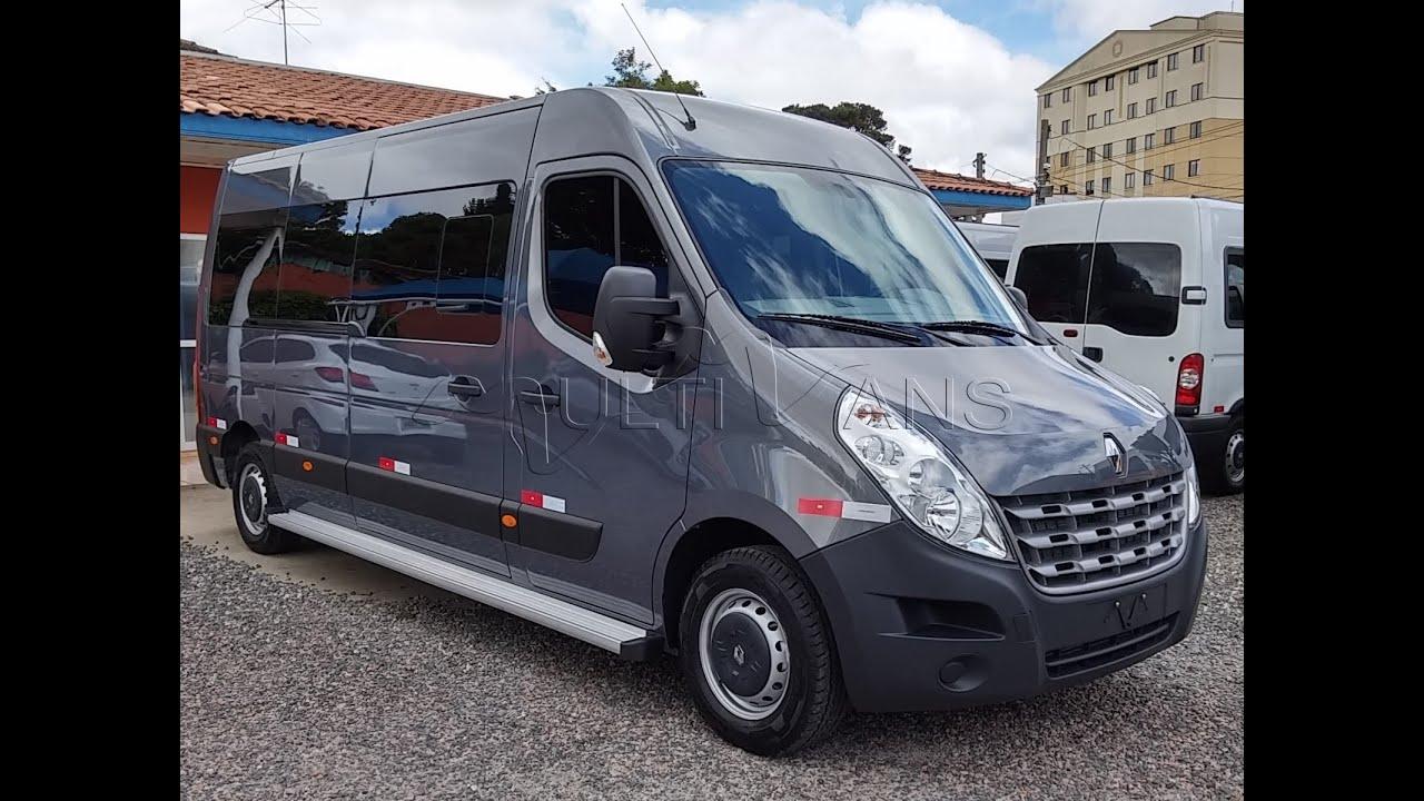 renault master executiva conforto vans zero km usadas e. Black Bedroom Furniture Sets. Home Design Ideas