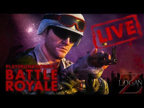 Live - H1Z1 Battle Royale Servidor BR