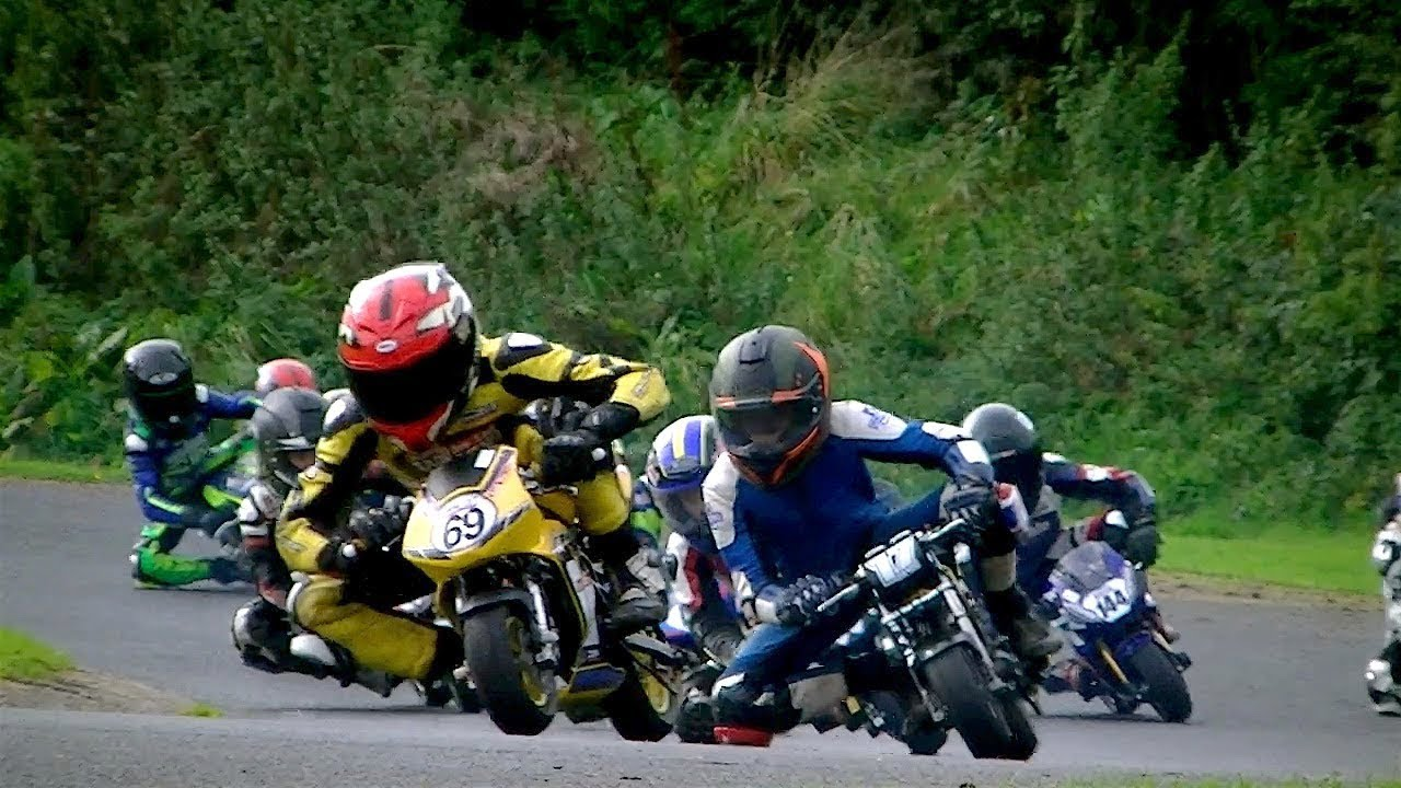 Kids From 6 Years Of Age Racing Motorcycles Cool Fab Champs Rd 7
