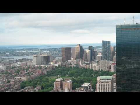 May 31, 2017 - Timelapse of Boston / Back Bay / Cambridge / Fenway / Seaport - 1080p