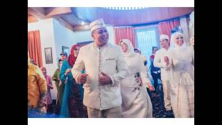 Indonesian islamic wedding photo slideshow for Windy & Reza