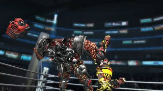 REAL STEEL THE VIDEO GAME [XBO…