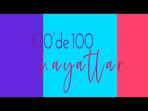 100'de 100 Hayatlar - 15 Aralık 2019 - Tv100