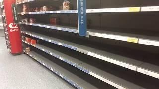 Ireland preparing for snowstorm of the century