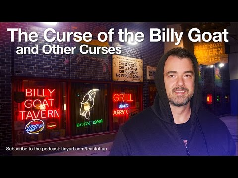 Podcast: The Curse of the Billy Goat  and Other Curses