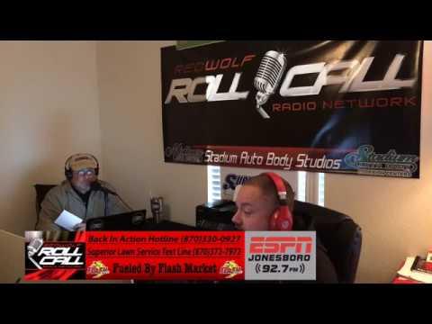 Wednesday's RWRC Radio W/JC & Uncle Walls 2.21.18