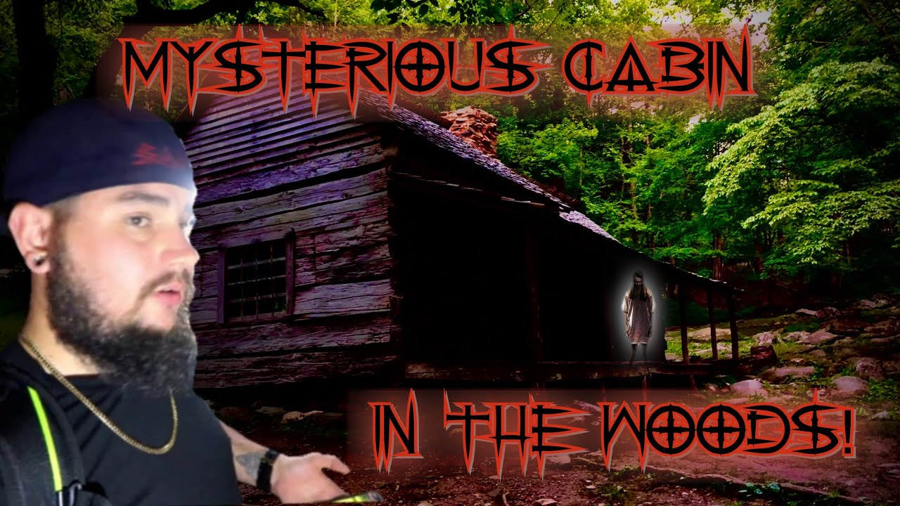 Paranormal Caught on Camera! Mysterious Cabin In The Woods!