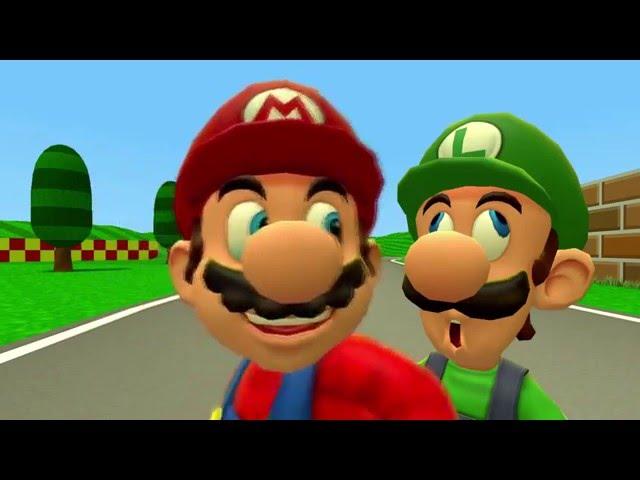 Hotel Mario Gmod Edition: Part 1
