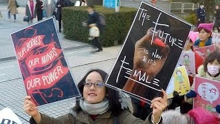 Women's March Tokyo