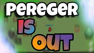 Pereger is now out on the play store!