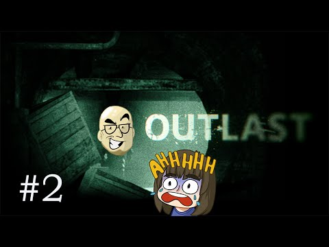 Kate Live!- Outlast with Northernlion [Part 2] The End...?