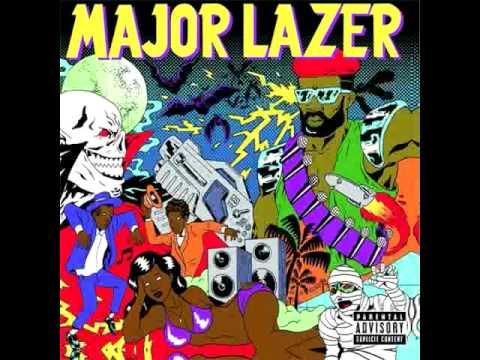 Major Lazer feat Santigold & MrLexx  Hold The Line Jay Zinga RMX