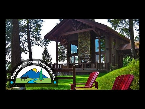 SOLD! Montana Real Estate: 130 Roaring Creek Road, Whitefish