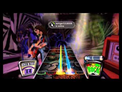 Guitar Hero 2   Cheap Trick Surrender Hard Difficulty 100%