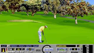 Links: The Challenge of Golf (Access Software) (MS-DOS) [1990]
