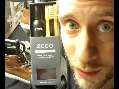 Ecco midsole cleaning kit, Shoe Care, ASMR