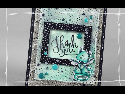 [2016] Carte de remerciement