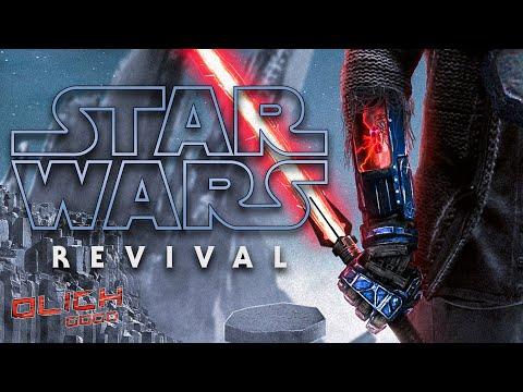 Star Wars: Revival - Teaser. Art Work In Photoshop