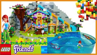Lego Friends Mia's Lake House by Misty Brick.