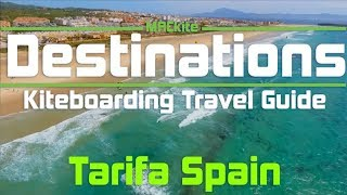 Kiteboarding Travel Guide: Tarifa Spain: Destinations Ep 05