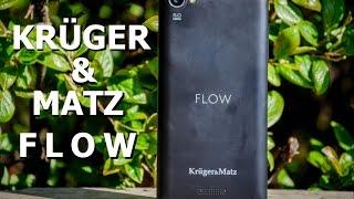 Trochę jak Xperia, czyli Krüger&Matz Flow [SMARTFONY DO 500 ZŁ]