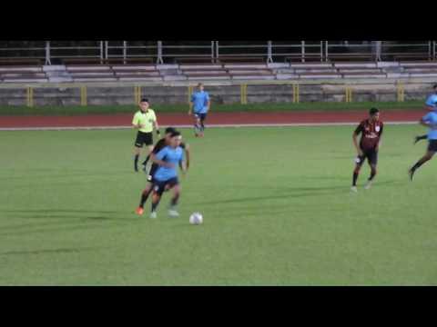 RAW FOOTAGE: Singapore NFL Match 4 Academy Junior Football vs Singapore Khalsa Association