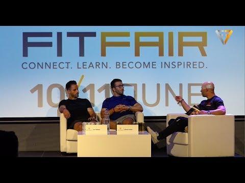 Fitfair 2017: Guy Droog & Dogan Tekin Q&A