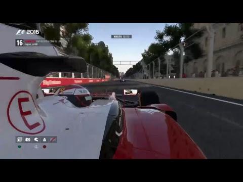 AVANTI CHARLY / EP 8 GP BAKU /F1 2016