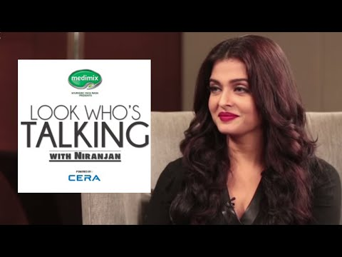 Look Whos Talking With Niranjan  Celebrity Show  Aishwarya Rai  Season 2  Full Episode 07