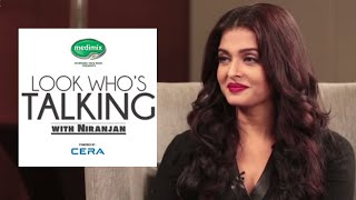 Aishwarya Rai - Look Who's Talking With Niranjan | Celebrity Show | Season 2 | Full Episode 07
