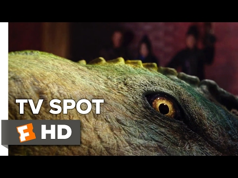 The Great Wall TV SPOT - Darkness (2017) - Matt Damon Movie