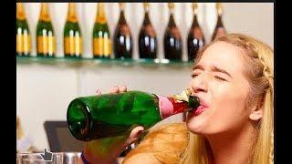 Saufen bis der Arzt kommt - Alkohol und Jugendliche im Karneval