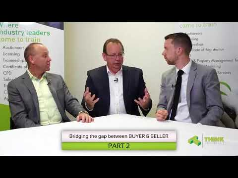 Think Tank Live #6 - Buyers & Sellers - Part 2