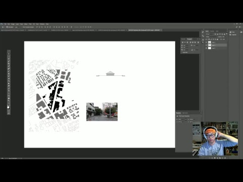 How to create a Figure Ground Drawing