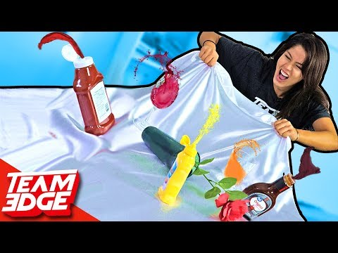Thumbnail: Table Cloth PULL Challenge!!