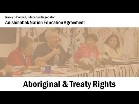 ANEA, Aboriginal & Treaty Rights
