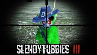 SLENDYTUBBIES 3 SURVIVAL LIVESTREAM - COME PLAY WITH ME!!