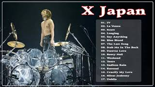XJapanベストソング2020    X Japanフルアルバム   X Japan史上最高の曲 ♪ღ♫♪ღ♫