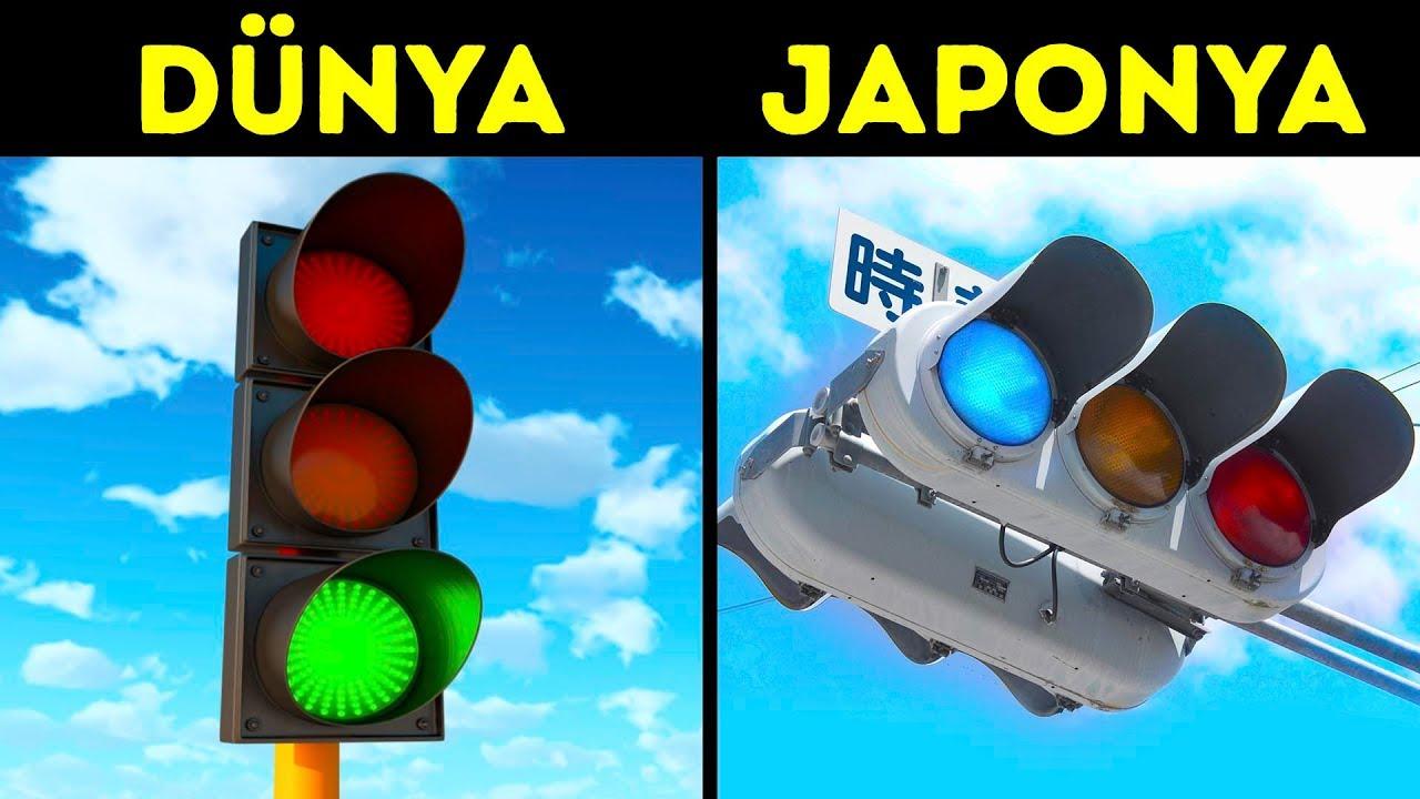 Sadece Japonya'da Olan 29 Şey