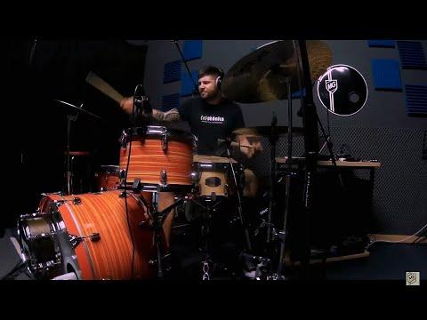 STEVE JORDAN - Quack!!! (The 24th Street Band) [Drum Cover] By Miki Grau