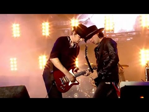 The Libertines - Death On The Stairs @ Reading Festival 2015