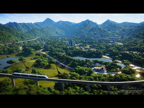 Rediff 16/06 - Rénovation De Isla Nublar ! - Jurassic World Evolution