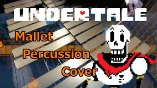 �������� ���� Undertale - Bonetrousle(Mallet Percussion) ������