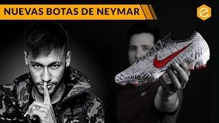 Nuevas Nike Mercurial Neymar jr Silencio