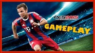PES 2015: Campeones Inmortales - PSP - Gameplay / Review - El Deporte Rey