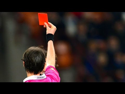 Footballer Shoots Ref Dead After Getting Red Card