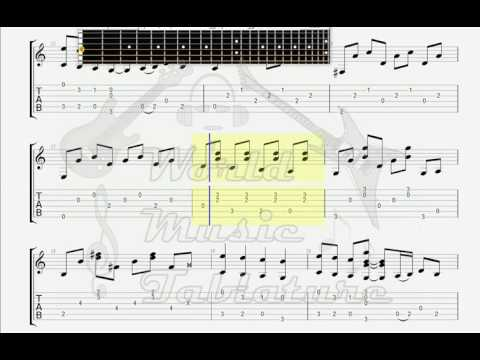 Croce, JimOperator That 's Not The Way It Feels GUITAR 1 TAB